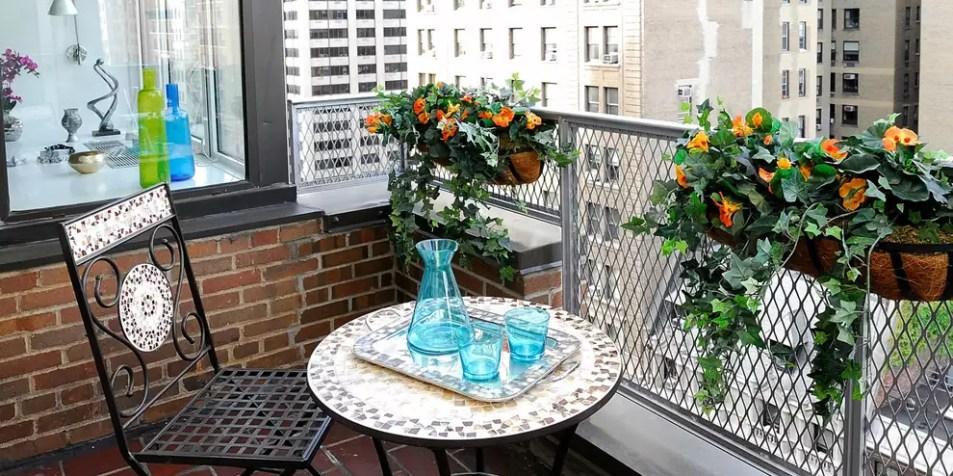 Kucuk Balkon Dekorasyonu Nasil Yapilir Kadinim Mutluyum
