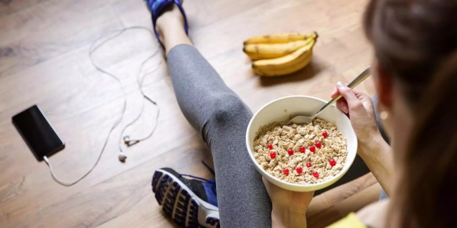 spor öncesi ve spor sonrası beslenme