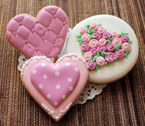 cookie-decorating-ideas-wedding-love-valentines-etc