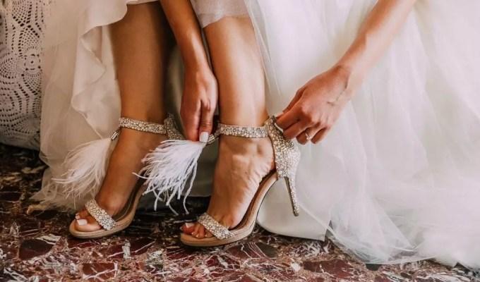 2019 gelin ayakkabısı