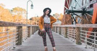 ekoseli pantolon