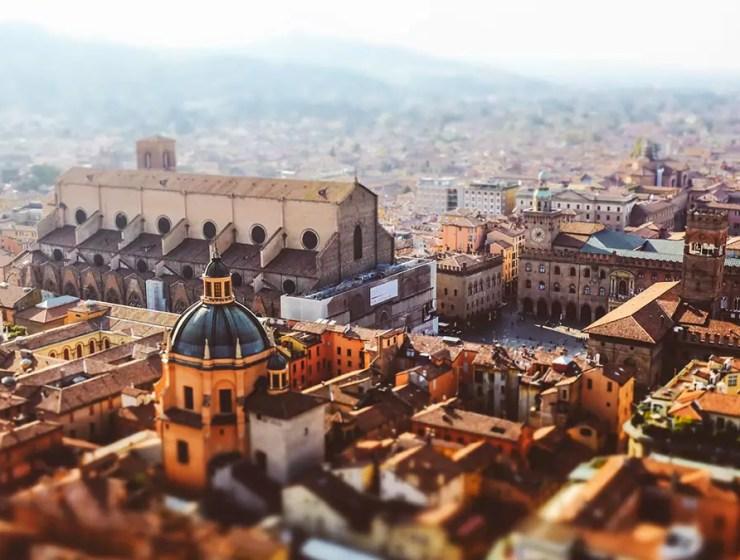 Bologna'da gezilecek
