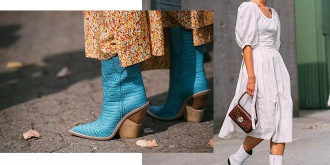 kovboy çizme trendi