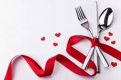 sevgililer günü yemeği