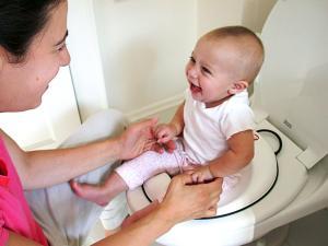 Bebeklerde idrar eğitimi