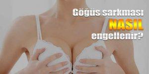 Göğüslerin Sarkmasını Engellemek