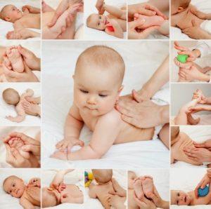 2-6 Aylık Bebek Egzersizleri