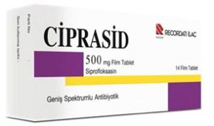 Ciprasid 500 mg nedir ve ne işe yarar?