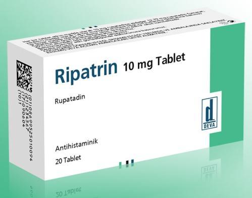 Ripatrin 10 Mg Nedir ve Ne İçin Kullanılır?