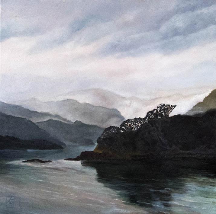 colville,NZ,New Zealand,Landscape paintings,landsfapes,kadira jennings