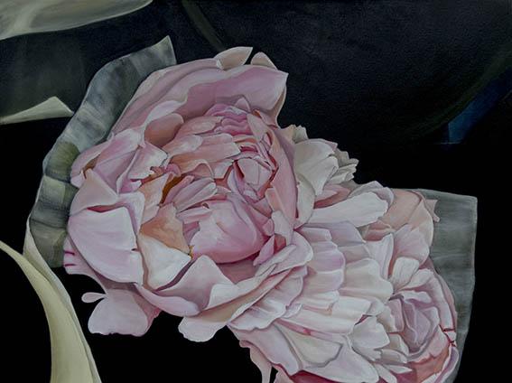 emerging-bloom,peony,kadira jennings,flowers,floral art