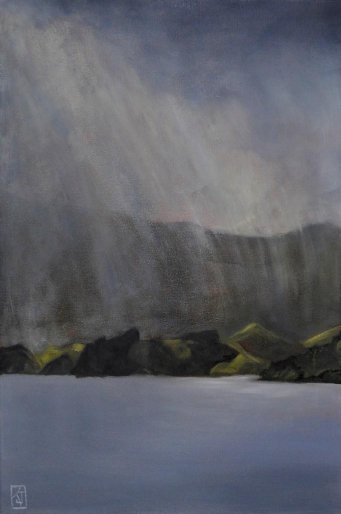 landscapes,contemporary art,kadira jennings,waitete,coromandel-peninsula,moehau