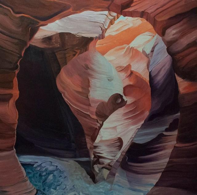 The Love Birds,kadira_jennings,caves,cave_paintings,