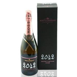 Grand Vintage Rosé 2012
