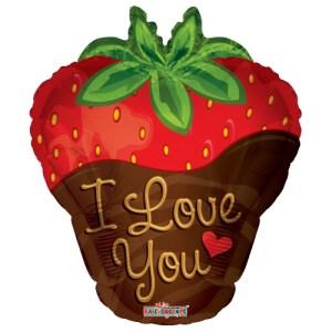 I love you Strawberry