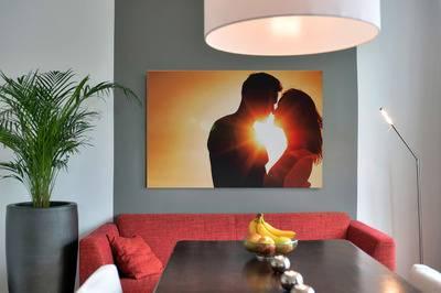 2cm frame canvas 50x50 cm