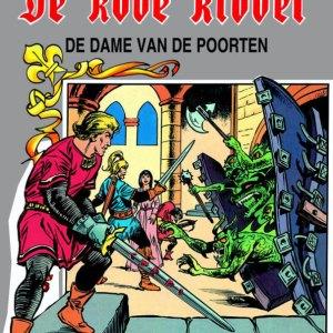De Rode Ridder 96 - De dame van de poorten