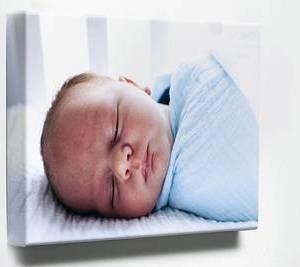 Foto op canvas (4 cm frame) 40x90 cm