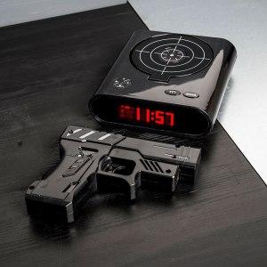 Gun Alarmklok - Zwart