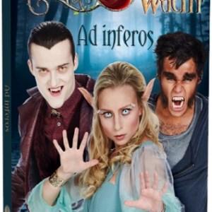 Studio 100 leesboek Nachtwacht Ad Inferos