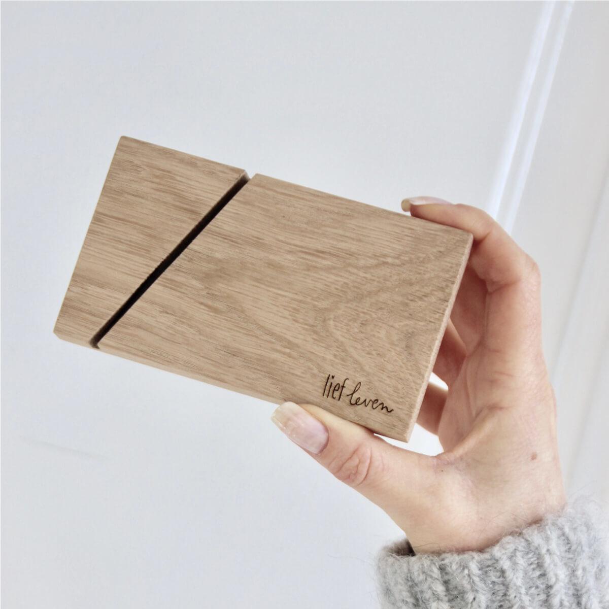 Eiken houten • Standaard