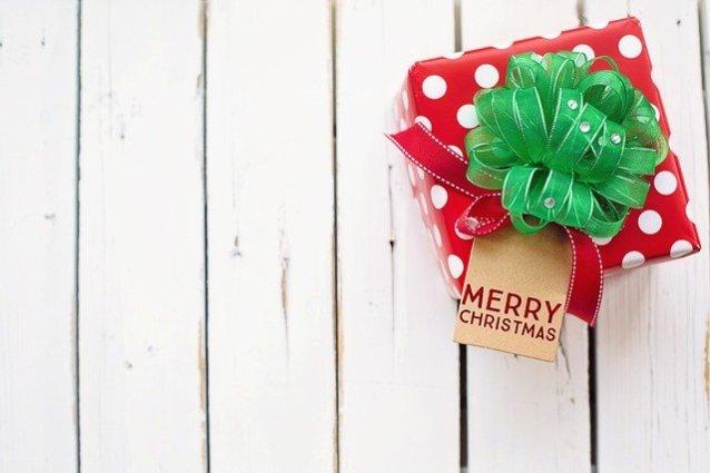 Kerstpakketten in de loop der jaren
