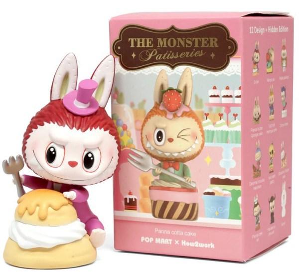 POP MART POP MART LABUBU (The Monsters Patisseries) blind box