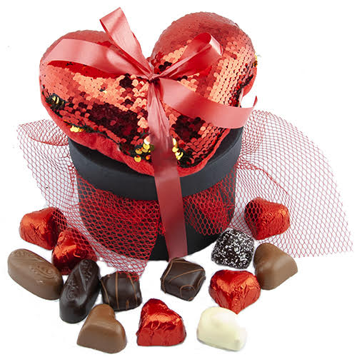 valentijnspondje