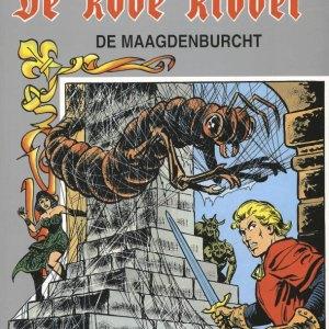 De Rode Ridder 102 - De maagdenburcht