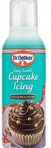 Dr. Oetker Dr. Oetker - Easy Swirl Cupcake Icing Chocolate 180 Gram