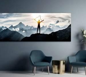 Foto op aluminium 30x50 cm
