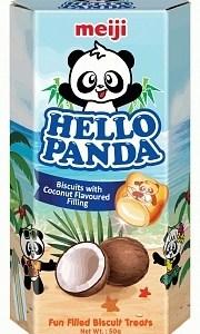 Meij Meij - Hello Panda - Coconut 50 Gram