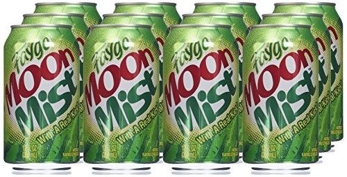 Faygo - Moon Mist 355ml 12 Blikjes