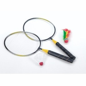 Badminton setje klein