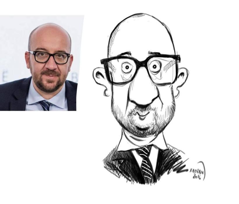 Charles michel sketch