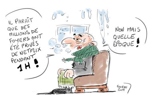 Drôme: 1000 foyers encore privés d'électricité