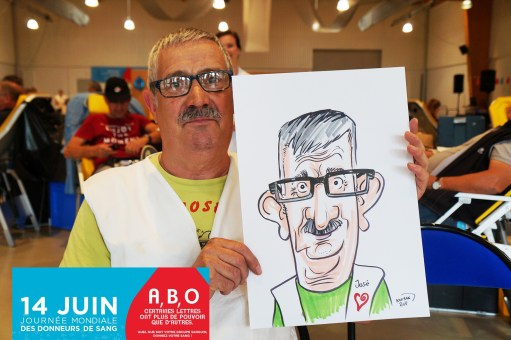 Journée mondiale des donneurs(euses) de sang au Carré du Perche