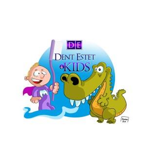 Illustrations et habillage de site internet pour enfants