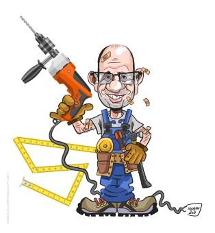 Offrez une caricature personnalisée à vos amis.es