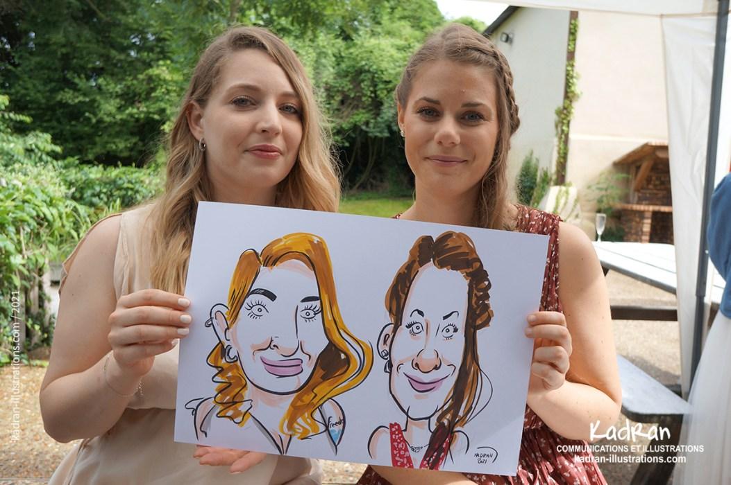 animation-caricatures-traditionnelles-mariage-Melanie-et-Matthias-2021_10