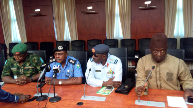 kd security meeting