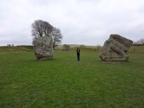 Being a rock at Avebury