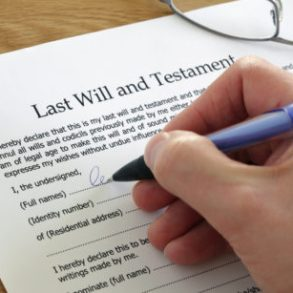 Estate planning basics last will and testament