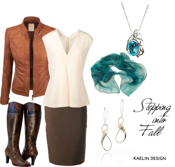 How to Wear Kaelin Design Jewelry