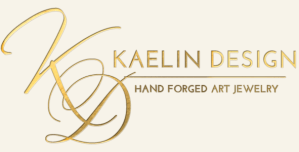 Kaelin Design Hand Forged Art as Jewelry