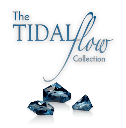 Introducing the Tidal Flow Designer Art Jewelry Collection by Kaelin Design