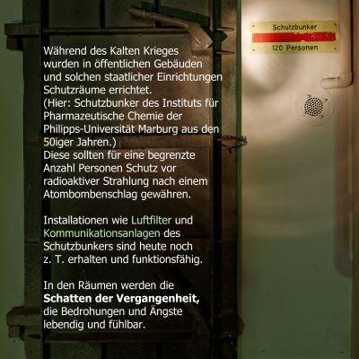 Die Schatten der Vergangenheit: Bunker