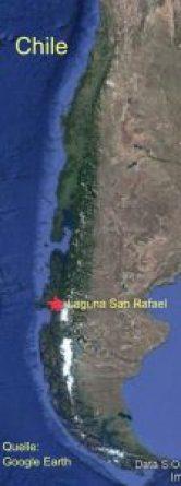 Chile, der Süden