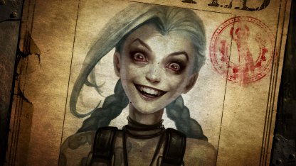 Jinx: Forging the Loose Cannon