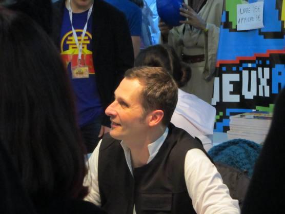 TGS - Marcus (un animateur des chaines NOLIFE et GAME ONE)